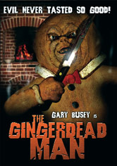 The Gingerdead Man DVD box art